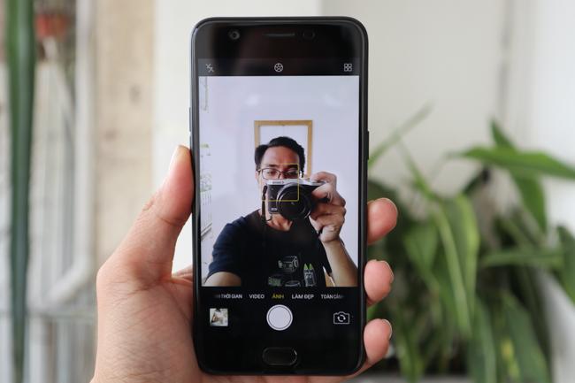 Mở hộp OPPO F3 Lite: thiết kế không thay đổi nhiều, camera selfie 16 chấm - Ảnh 12.