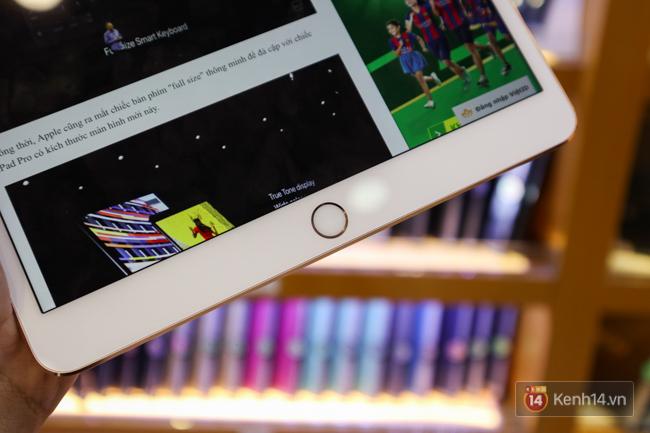 Trên tay iPad Pro 10,5-inch tại Việt Nam: Tất cả đều tuyệt nhưng đỉnh nhất là màn hình - Ảnh 9.