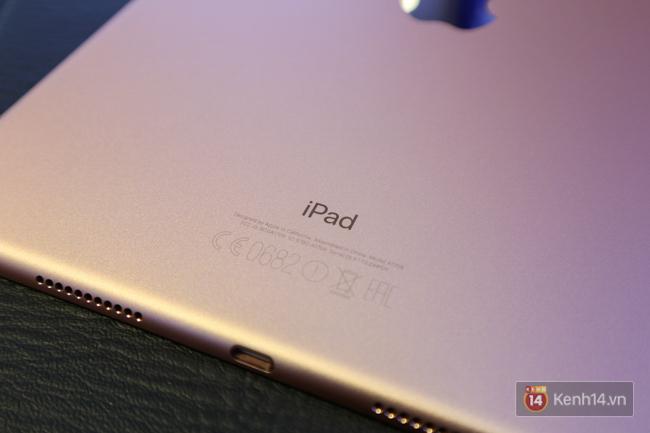 Trên tay iPad Pro 10,5-inch tại Việt Nam: Tất cả đều tuyệt nhưng đỉnh nhất là màn hình - Ảnh 6.