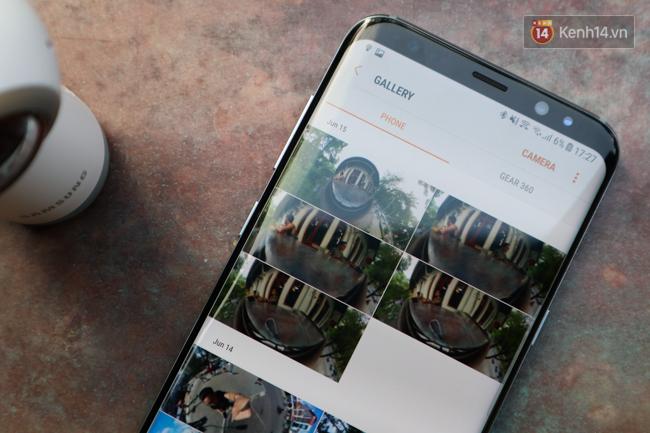 Hướng dẫn dùng Gear 360 2017 để cho ra những bức ảnh hình cầu độc nhất vô nhị - Ảnh 3.