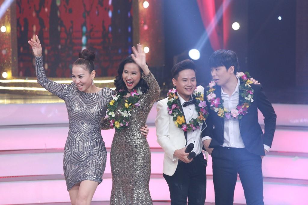 Thu Minh lại đưa một học trò lên ngôi Quán quân show truyền hình