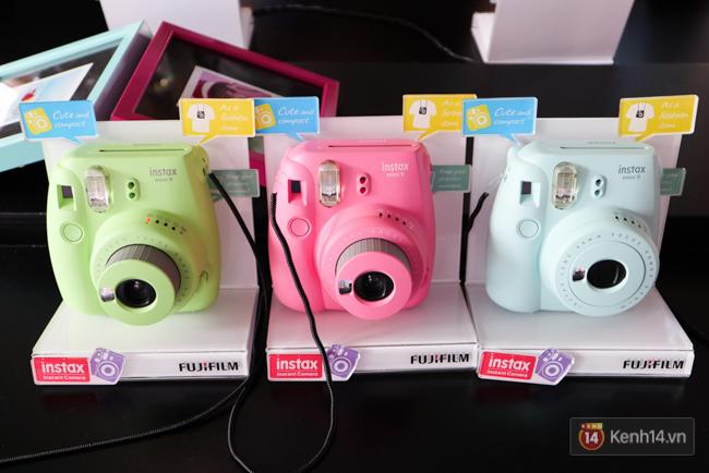 Fujifilm ra mắt 2 máy ảnh chụp lấy liền Instax Mini 9 và Instax Square SQ10 tại Việt Nam, mức giá từ 2 triệu đồng - Ảnh 14.