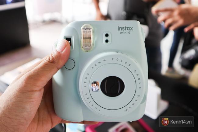Fujifilm ra mắt 2 máy ảnh chụp lấy liền Instax Mini 9 và Instax Square SQ10 tại Việt Nam, mức giá từ 2 triệu đồng - Ảnh 9.