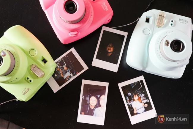 Fujifilm ra mắt 2 máy ảnh chụp lấy liền Instax Mini 9 và Instax Square SQ10 tại Việt Nam, mức giá từ 2 triệu đồng - Ảnh 8.