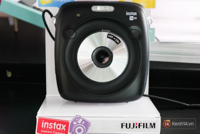 Fujifilm ra mắt 2 máy ảnh chụp lấy liền Instax Mini 9 và Instax Square SQ10 tại Việt Nam, mức giá từ 2 triệu đồng - Ảnh 3.