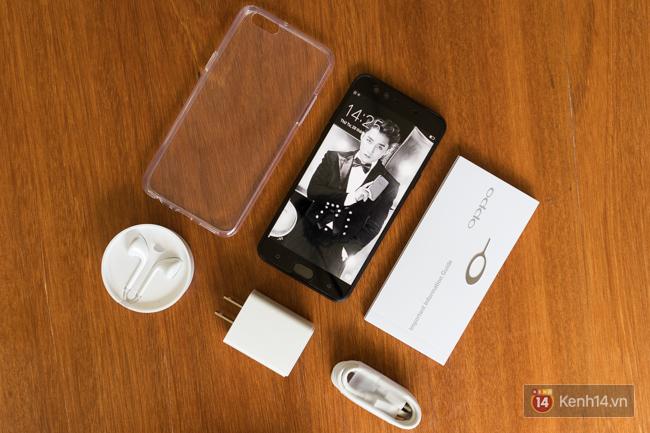 Trên tay điện thoại OPPO F3 phiên bản Sơn Tùng M-TP: giá 6.990.000 đồng, số lượng giới hạn chỉ 300 máy - Ảnh 13.