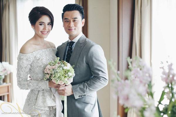 Có ai như minh tinh Thái Chompoo: Đám cưới 70 tỉ đồng, giờ hạ sinh quý tử sinh đôi cho chồng đại gia - Ảnh 3.