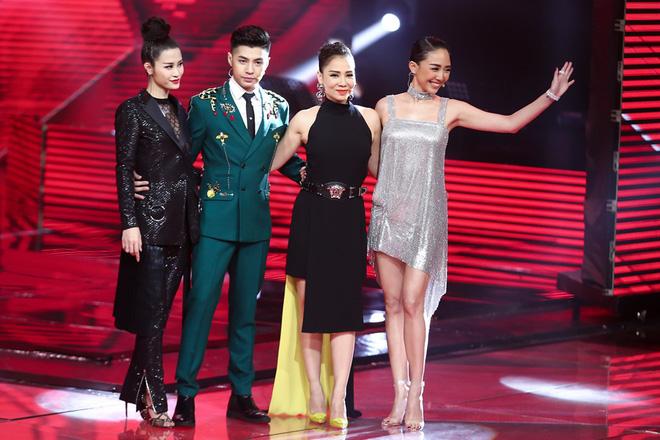 Top 4 The Voice lộ diện, Minh Tú lại ghi điểm tại Next Top châu Á - Ảnh 6.