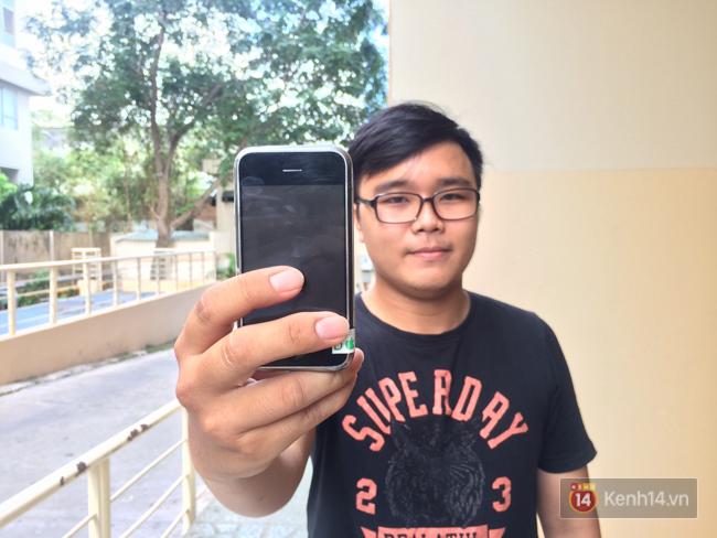 Sau 10 năm ra mắt, giới trẻ Việt liệu có còn nhớ iPhone 2G? - Ảnh 7.