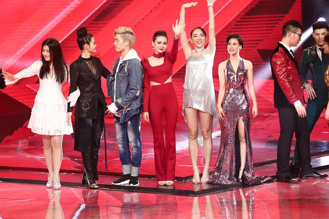 Top 4 The Voice lộ diện, Minh Tú lại ghi điểm tại Next Top châu Á - Ảnh 5.