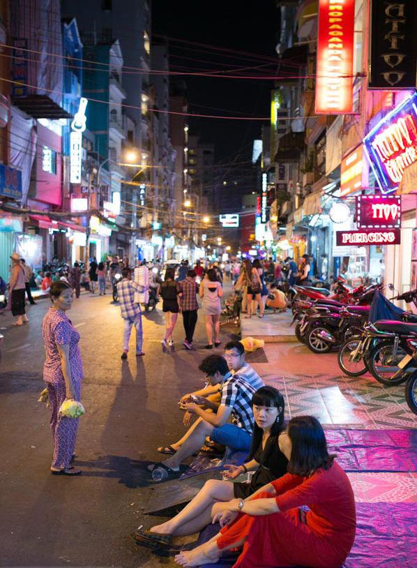 Phố đi bộ Bùi Viện ở Sài Gòn sẽ chính thức khai trương vào giữa tháng 7 - Ảnh 1.