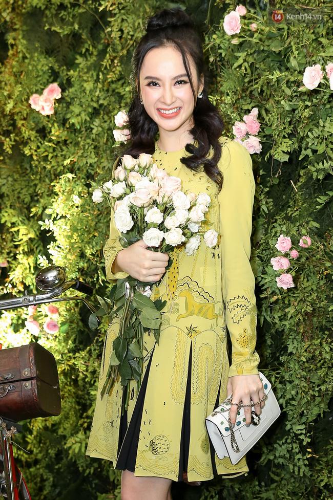 Angela Phương Trinh bất ngờ tuyên bố rút lui khỏi phim She was pretty bản Việt - Ảnh 1.