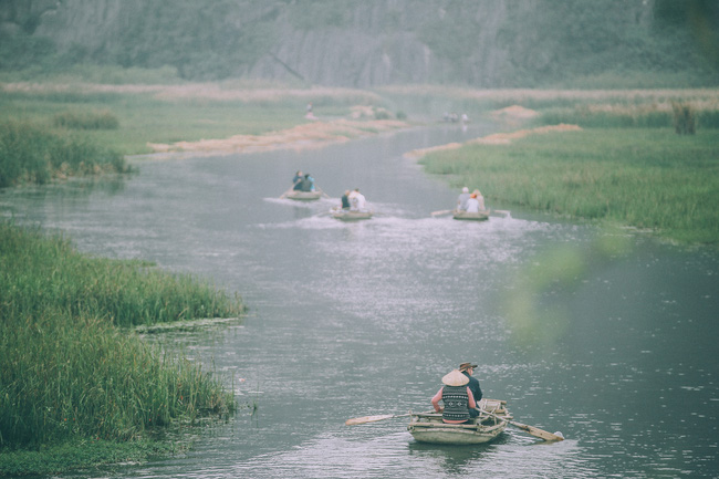 Sau Kong: Skull Island, hãy tới ngay Ninh Bình vì mùa xuân đang là thời điểm nơi đây đẹp nhất! - Ảnh 6.