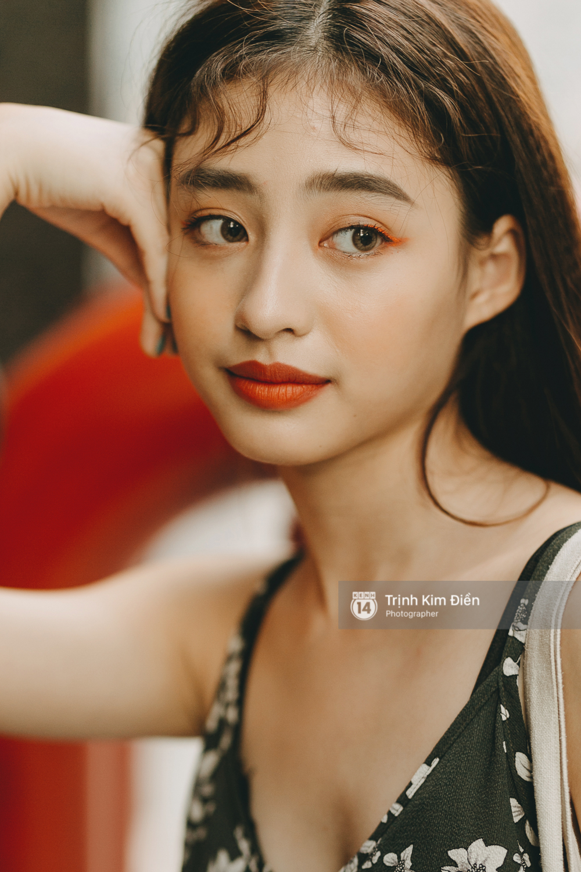 Sao trẻ: Dương Minh Ngọc -  Cô nàng cực xinh đang