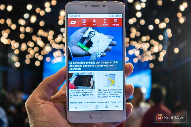 Meizu giới thiệu bộ ba smartphone M5 tại thị trường Việt Nam, giá từ 3,1 triệu đồng - Ảnh 14.