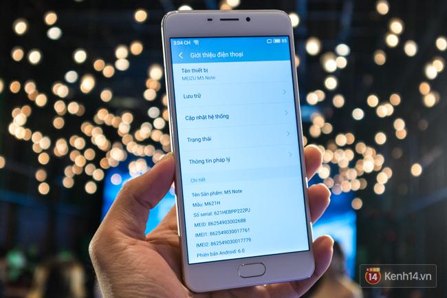 Meizu giới thiệu bộ ba smartphone M5 tại thị trường Việt Nam, giá từ 3,1 triệu đồng - Ảnh 16.