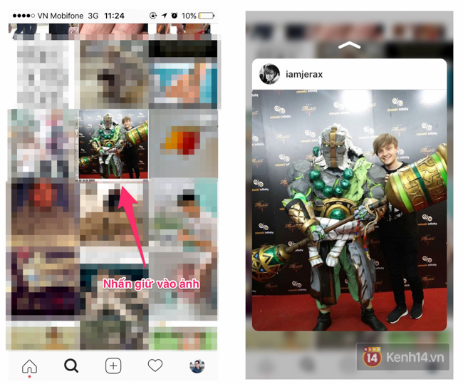 Đã dùng Instagram thì bạn không thể không biết 8 mẹo cực chất này - Ảnh 3.