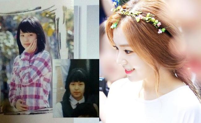 Chùm ảnh chứng minh: Các cô nhóc nhà bên cũng có thể trở thành nữ thần sắc đẹp Kpop - Ảnh 3.