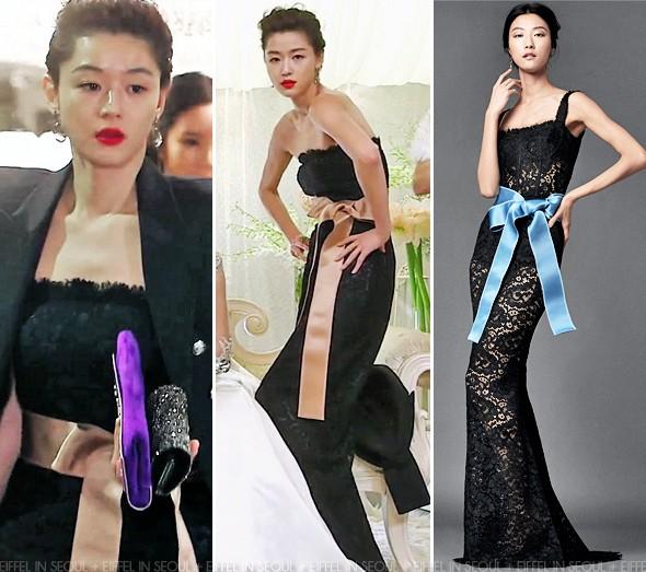 Diện đồ hiệu đẹp hơn cả người mẫu, đó chính là mợ chảnh Jeon Ji Hyun - Ảnh 7.