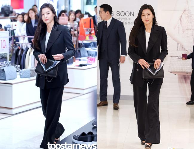 Mợ chảnh Jeon Ji Hyun mang thai con thứ hai cho chồng CEO gia thế khủng - Ảnh 1.