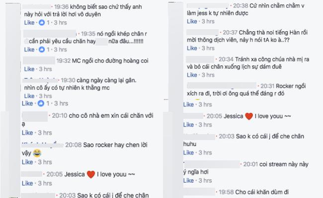 Rocker Nguyễn bị ném đá vì phỏng vấn Jessica vô duyên và nhắc đến SNSD - Ảnh 3.