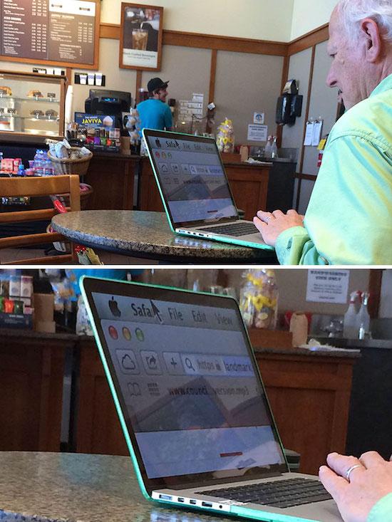 Vừa buồn cười vừa thấy đáng yêu với cách mà người già dùng đồ công nghệ - Ảnh 25.