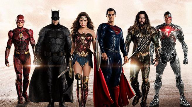 Facebook đang rộ lên trào lưu hoá thân thành siêu anh hùng Justice League, đây là cách làm điều đó - Ảnh 1.