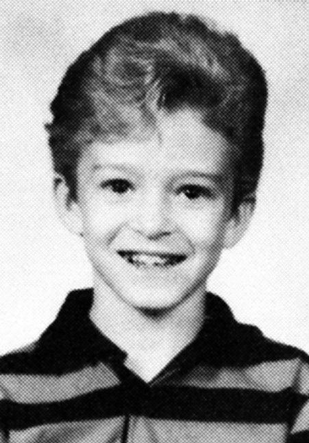 Justin Timberlake đáng yêu từ thời răng sún