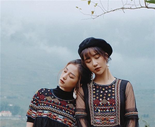Quỳnh Anh Shyn - Salim: Đôi bạn thân hot girl vừa xinh vừa chất - ảnh 1