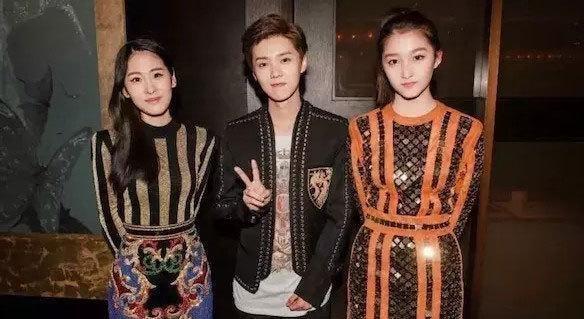 Đây chính là ánh mắt đắm đuối của Luhan dành cho bạn gái kém 7 tuổi trước khi công khai tình cảm - Ảnh 5.