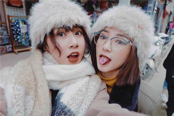Quỳnh Anh Shyn - Salim: Đôi bạn thân hot girl vừa xinh vừa chất - ảnh 6
