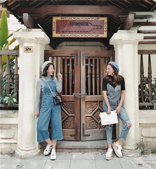 Quỳnh Anh Shyn - Salim: Đôi bạn thân hot girl vừa xinh vừa chất - ảnh 4