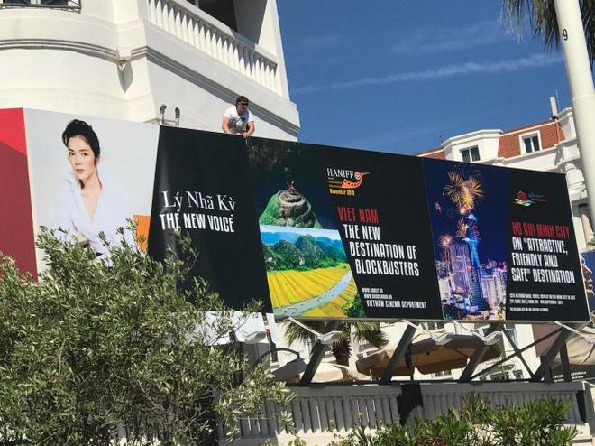 Công ty tổ chức sự kiện tại Cannes gửi thư lên tiếng về tấm pano Lý Nhã Kỳ - Tiếng nói mới của Việt Nam - Ảnh 2.