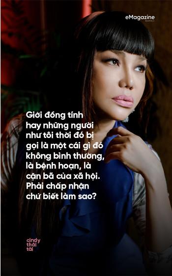 Cindy Thái Tài: Đừng mang những điều tiêu cực ra để xin lòng thương hại, nhục lắm! - Ảnh 4.