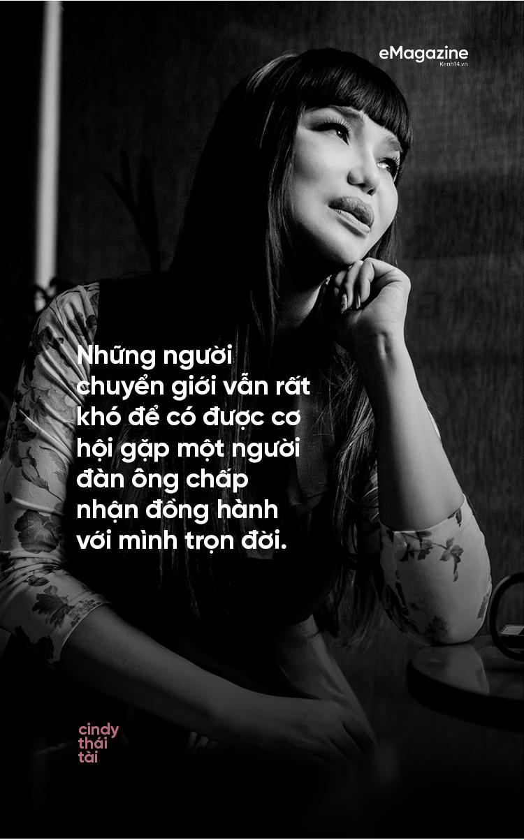 Cindy Thái Tài: Đừng mang những điều tiêu cực ra để xin lòng thương hại, nhục lắm! - Ảnh 13.