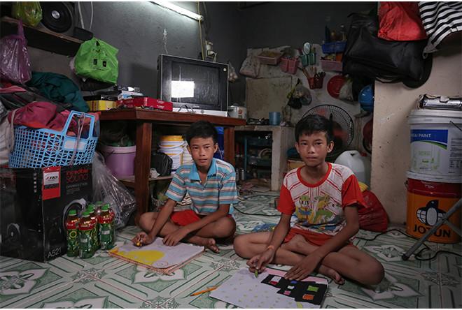 Món quà 1/6 tụi con nít nhà nghèo ao ước giản dị mà nhọc nhằn lắm: Được đến trường - Ảnh 23.