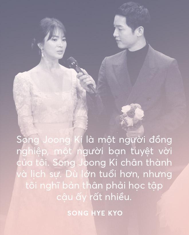 Đám cưới trong mơ Song Joong Ki - Song Hye Kyo: Công chúa thì sẽ cưới Hoàng tử thôi! - Ảnh 3.