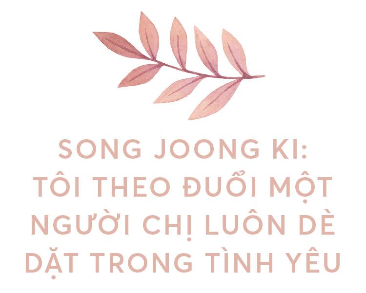 Đám cưới trong mơ Song Joong Ki - Song Hye Kyo: Công chúa thì sẽ cưới Hoàng tử thôi! - Ảnh 5.