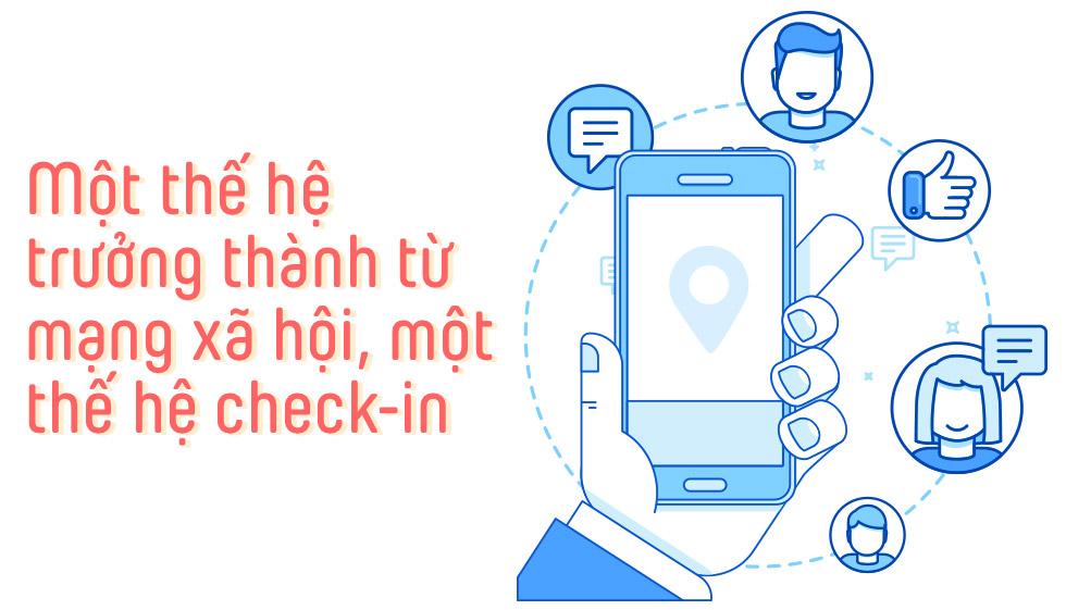 Khi mạng xã hội trở thành trở thành một phần của cuộc sống, chúng ta có cả một thế hệ  thế hệ check-in - Ảnh 3.