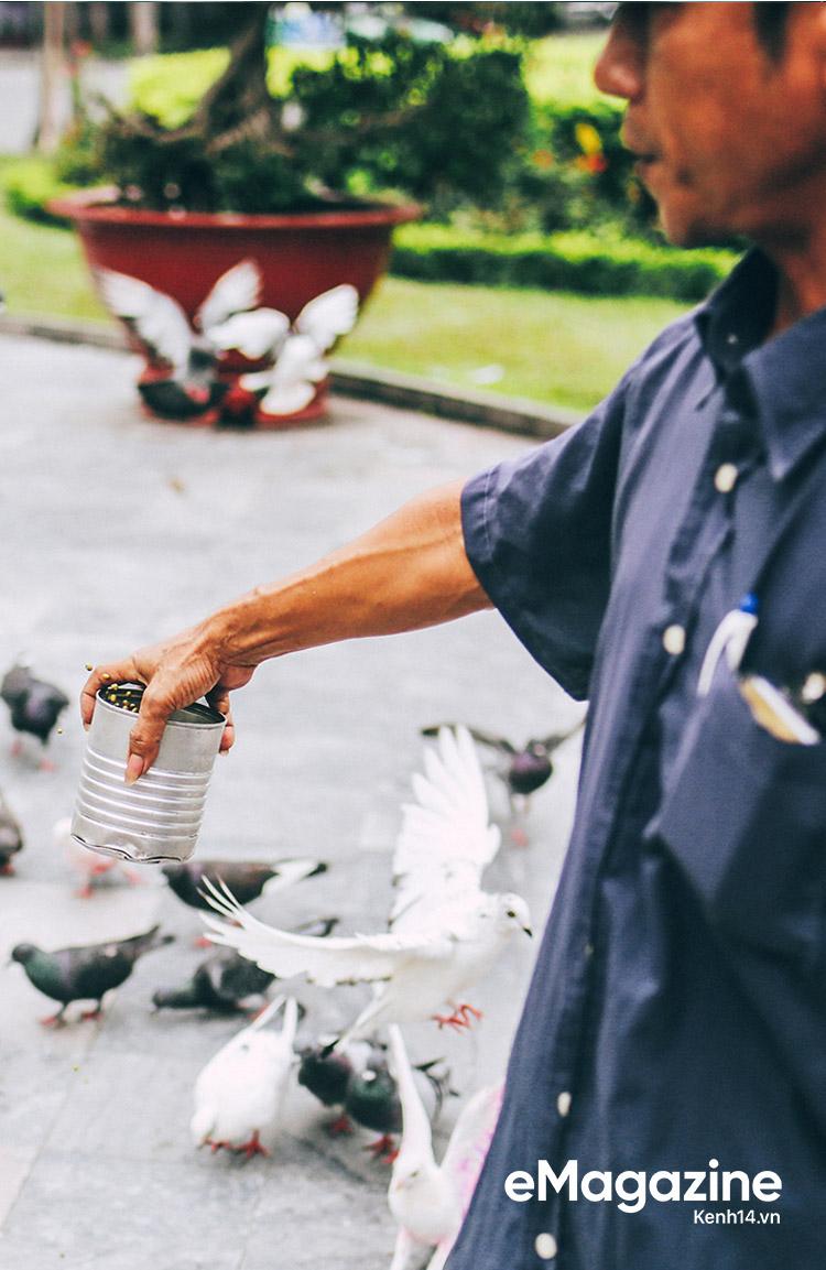 Những người Sài Gòn khùng nuôi chim trời thú hoang - Ảnh 13.