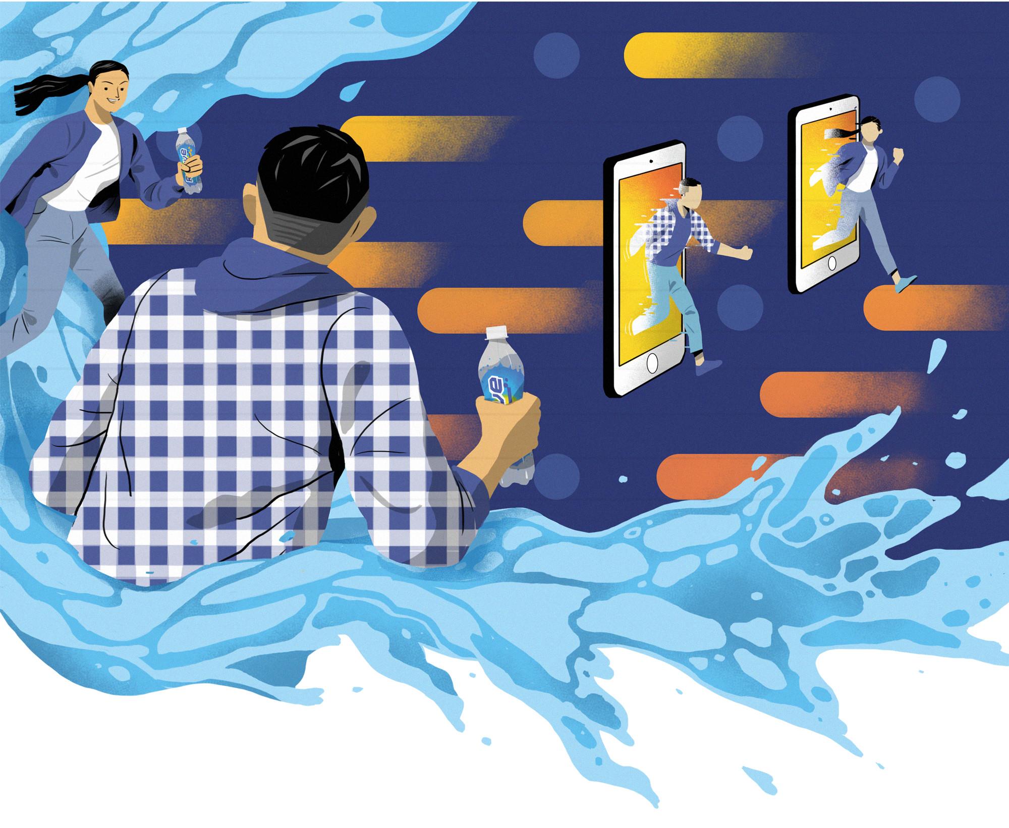 Lướt bên lăng kính smartphone ư? Đã đến lúc chúng ta nên sải bước thật sự trong cuộc sống - Ảnh 13.