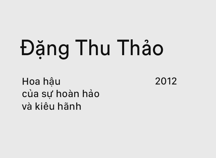 Thu Thảo, Kỳ Duyên, Phạm Hương: Câu chuyện của 3 hoa hậu, 3 biểu tượng khó thay thế và có sức ảnh hưởng tới giới trẻ Việt - Ảnh 3.