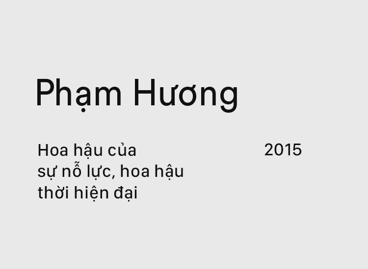 Thu Thảo, Kỳ Duyên, Phạm Hương: Câu chuyện của 3 hoa hậu, 3 biểu tượng khó thay thế và có sức ảnh hưởng tới giới trẻ Việt - Ảnh 10.
