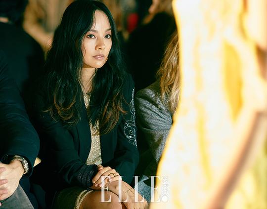 Lee Hyori bất ngờ xuất hiện ở New York Fashion Week, được khen ngợi hết lời vì siêu thần thái - Ảnh 3.