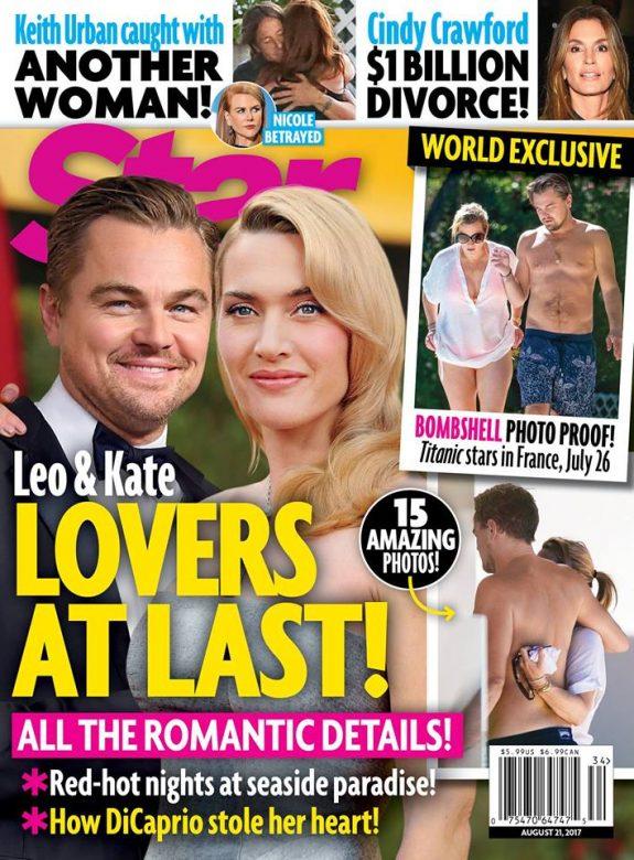 Cặp sao Titanic Leonardo DiCaprio và Kate Winslet bị tung ảnh hẹn hò, cuối cùng đã thành đôi? - Ảnh 1.