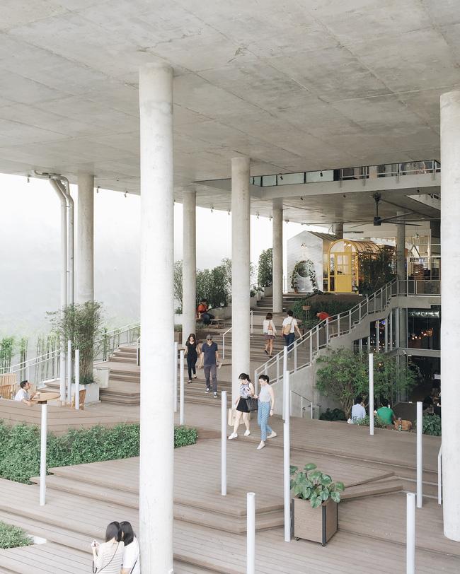 3 tổ hợp cafe - mua sắm cực xinh ở Bangkok mà bạn không thể bỏ lỡ trong chuyến đi tới! - Ảnh 3.