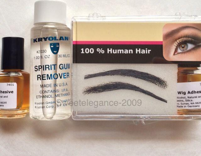 Hết tóc giả, lông mi giả, giờ có hẳn lông mày giả cho các nàng make up siêu nhanh siêu dễ - Ảnh 6.