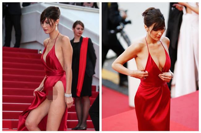Quên những bộ cánh lộng lẫy đi, lộ hàng mới thực sự là đặc sản của thảm đỏ Cannes! - Ảnh 1.