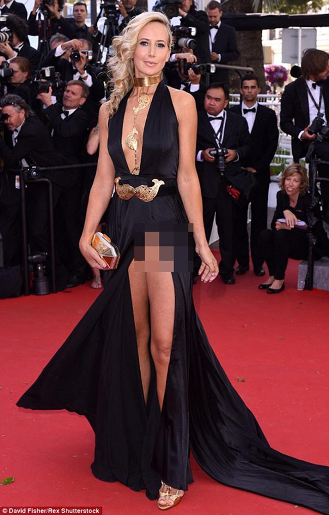 Quên những bộ cánh lộng lẫy đi, lộ hàng mới thực sự là đặc sản của thảm đỏ Cannes! - Ảnh 6.