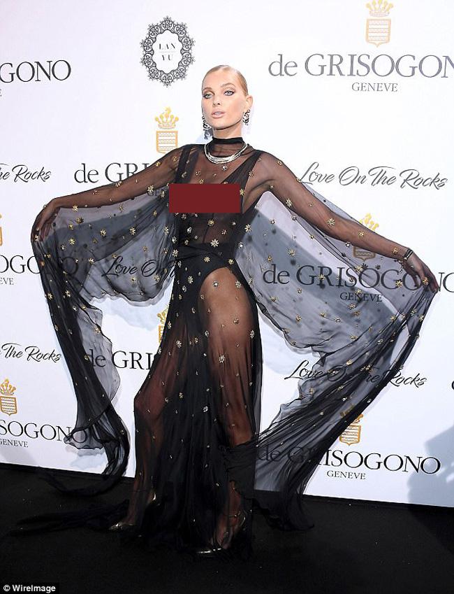 Quên những bộ cánh lộng lẫy đi, lộ hàng mới thực sự là đặc sản của thảm đỏ Cannes! - Ảnh 12.